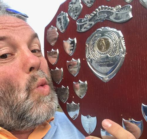 Spring Shield Winner 2019 - Clifford Snashall @ Frilford Heath