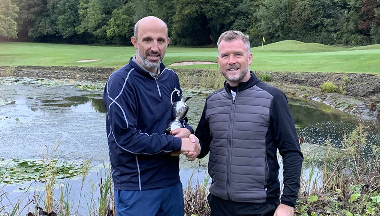 Autumn Masters Trophy 2020 - defended by Matt Reynolds